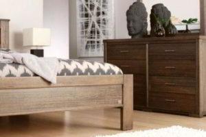 деревянные спальни фото 7