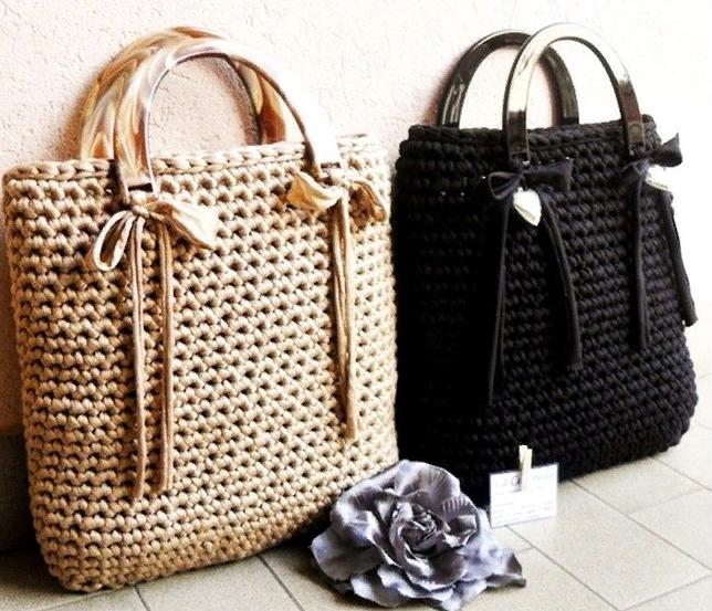 Джутовые сумки