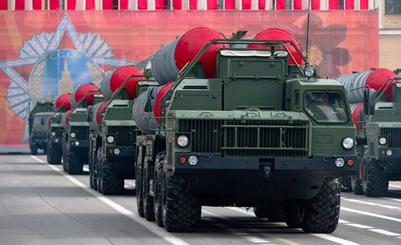 Юлия Витязева: С-400 и истерика гегемона