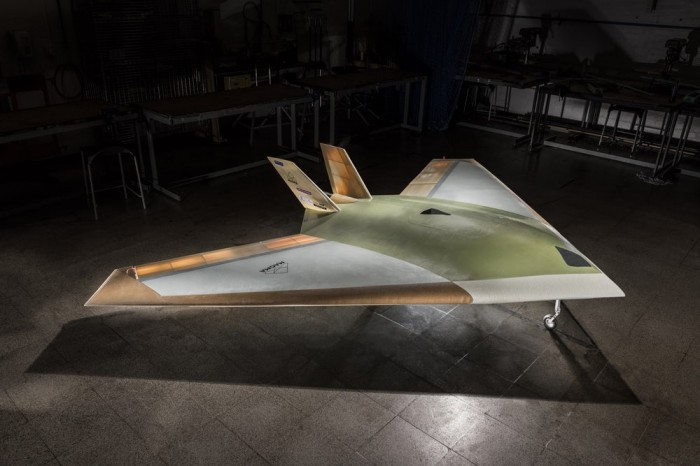 Уникальный британский дрон MAGMA UAV успешно завершил испытания