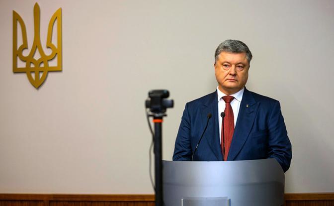 Порошенко планирует переезжать в Ростов