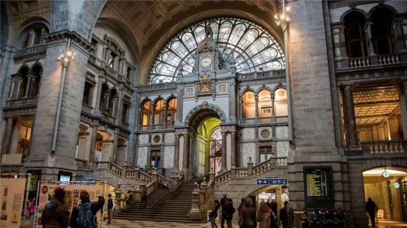 10 самых красивых вокзалов мира