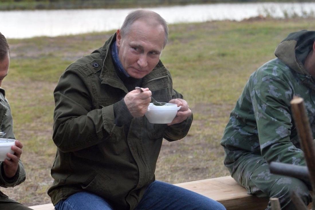 Путин и его личная жизнь