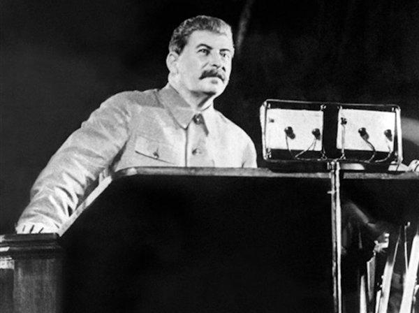 Последняя речь Сталина о США…