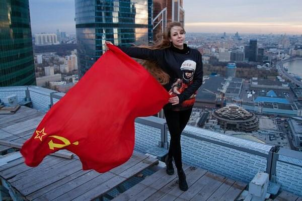 Октябрьская революция – это истина, которая взойдет в сердцах наших детей