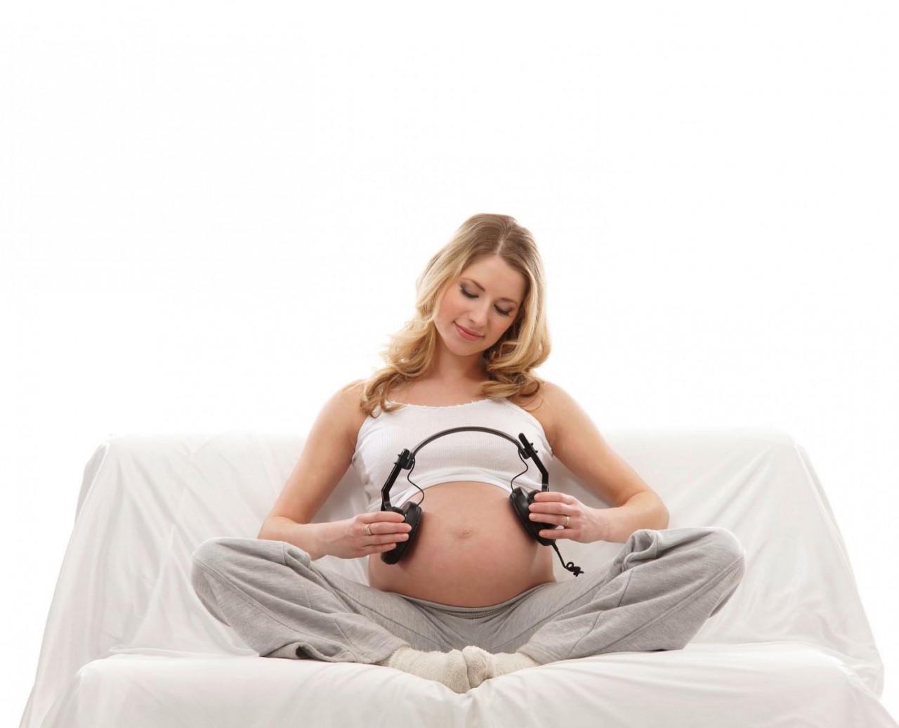 Скачать mp3 для беременных