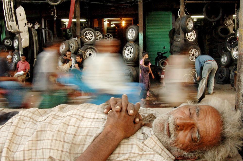 Изумляющая Индия в объективе легендарного Рагху Рая 53