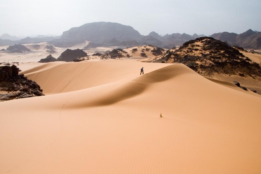 Пустыни Земли окутаны великими загадками