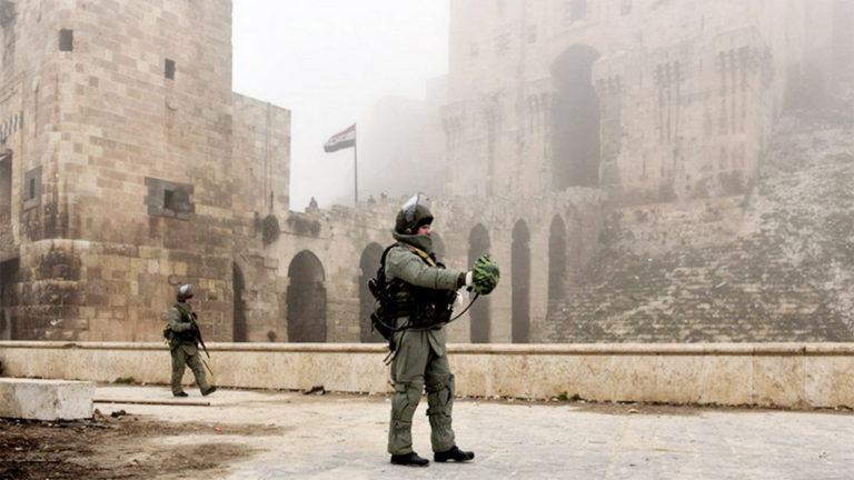 Из первых уст. Сирийская командировка бойцов российских Сил спецопераций