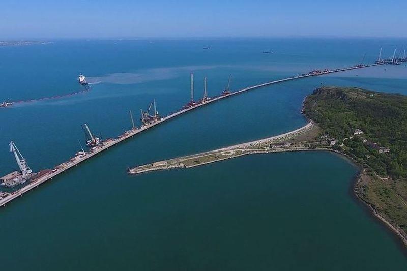 Чудеса на Керченском мосту