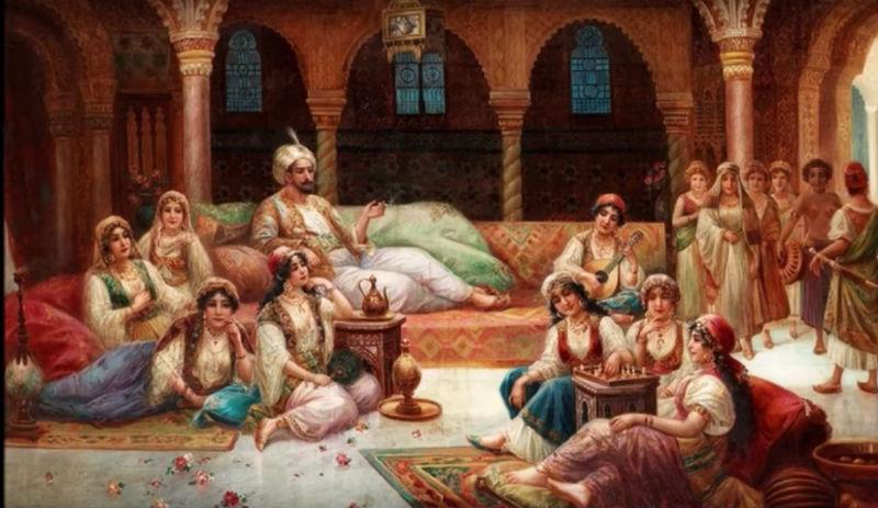 Как женщины жили в восточных…