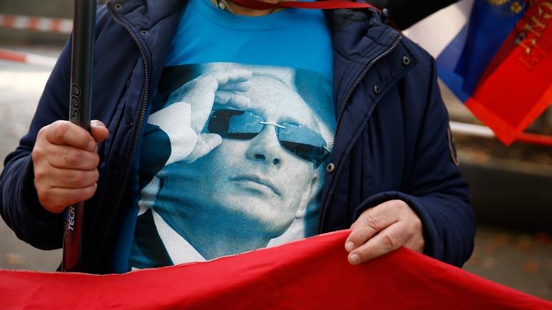 N-TV: немцы считают Путина к…