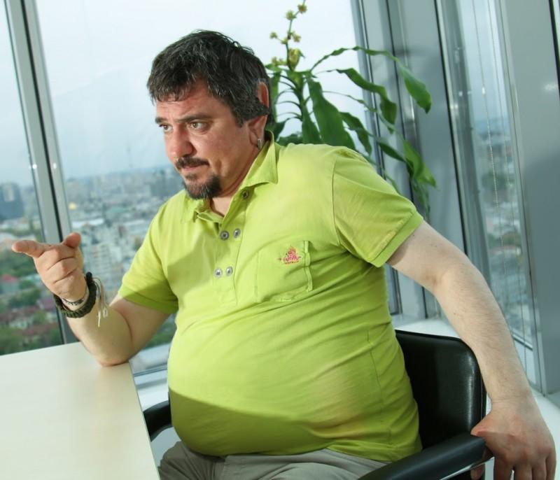 «Я бы залил Донбасс напалмом…