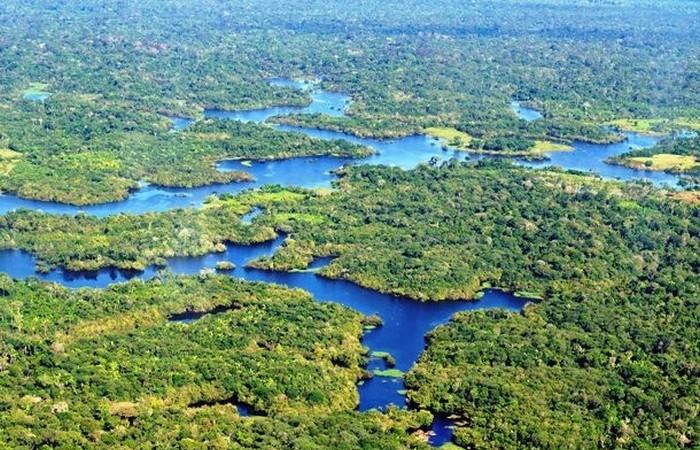 Манакапуру - удаленный муниципалитет, скрытый в тропических лесах Амазонки.