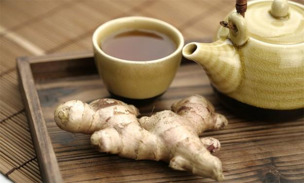 Имбирный чай для похудение