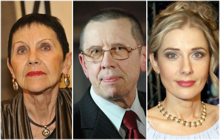 Две семьи Валерия Золотухина: Почему актёр не ушёл от законной жены к гражданской?