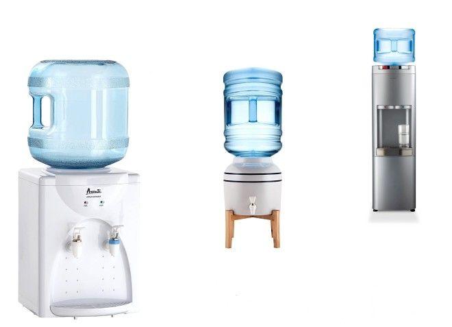 Сенсоры в кулере для воды