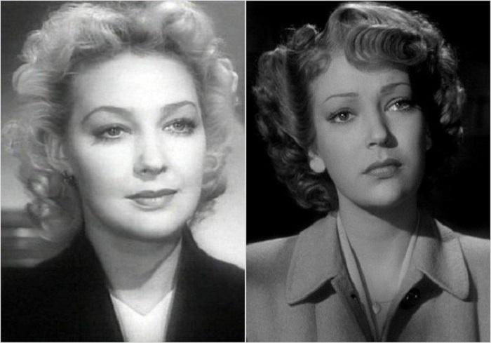 Ирина Скобцева и Джун Дюпре - как сёстры.