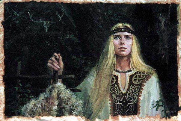 Славянские женские имена