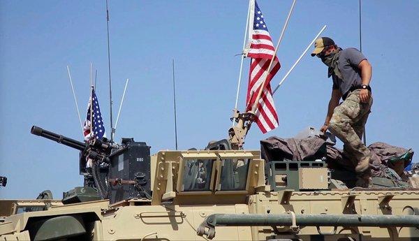 Турция выгоняет из Сирии Американцев