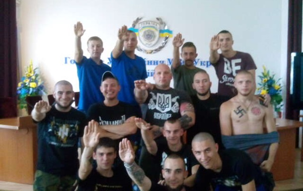 Знакомьтесь! Это новая милиция Украины!