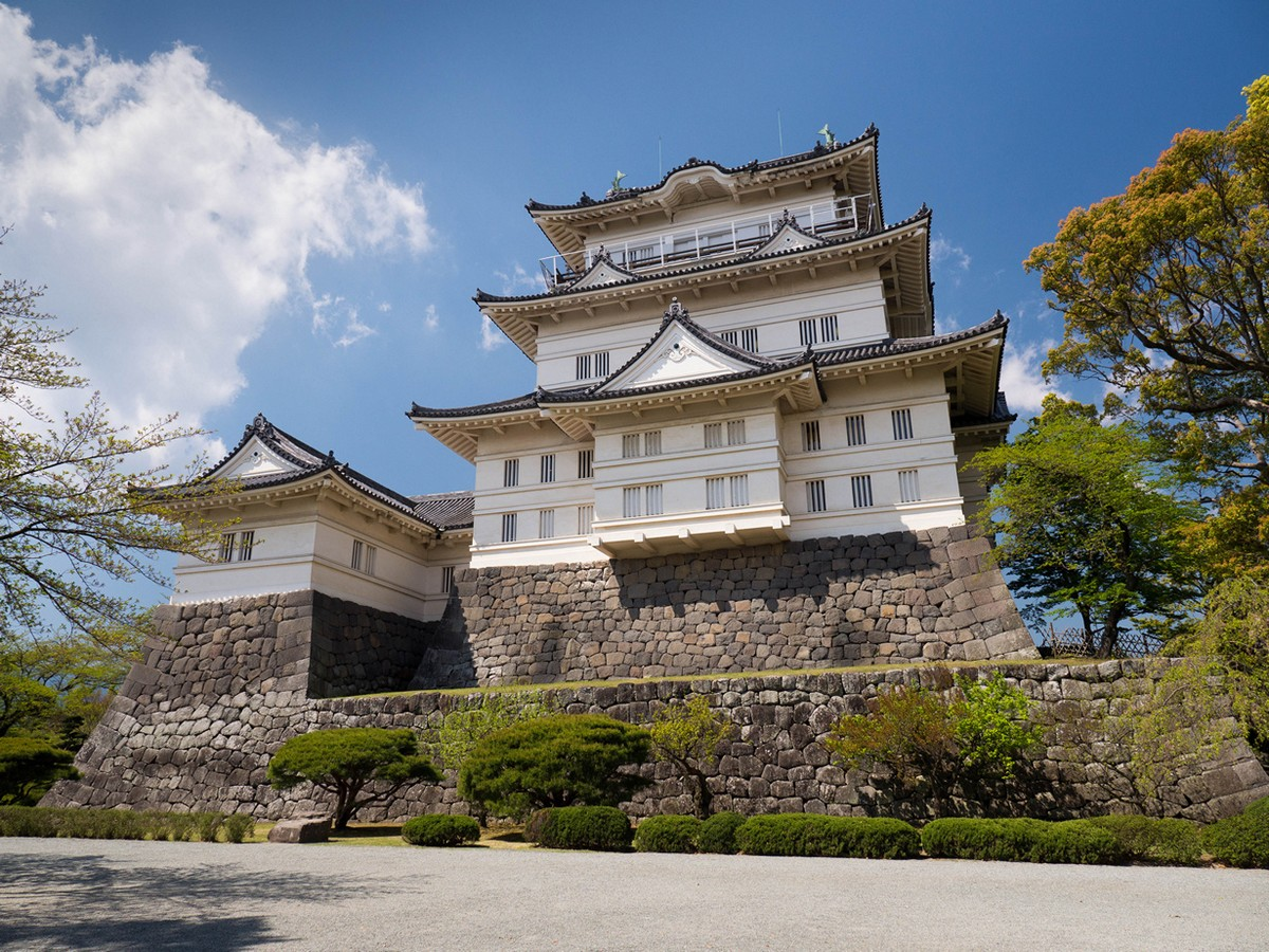 JPcastles02 Самые самые замки и храмы Японии