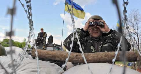 На Украине паника: Карателей…