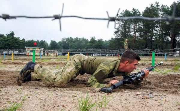 Американец о русских снайперах: «Этот детский сад мы перещелкаем как куропаток»