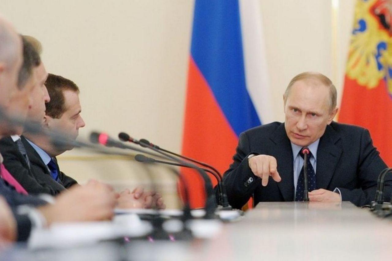 Борьба США с Майскими указами Путина