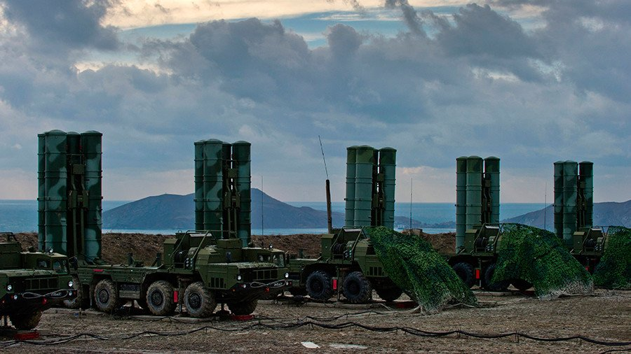 """Мы вас предупредили: С-400 в Крыму """"посадили на цепь"""" украинских ястребов войны"""