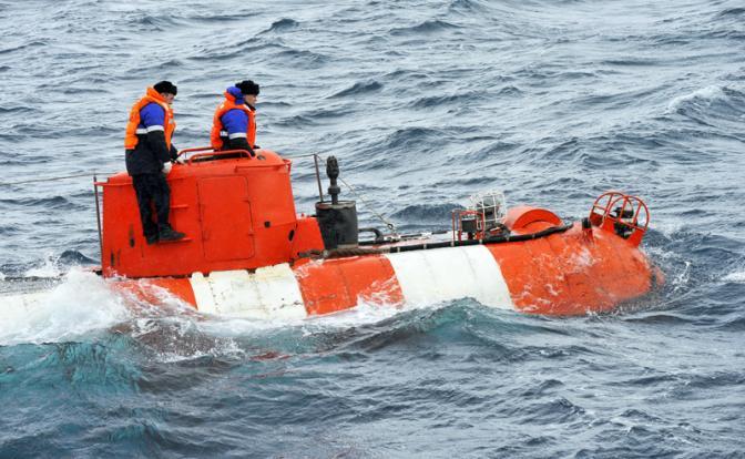 Кремль попал ядерной ракетой в Баренцево море