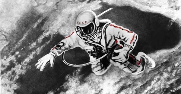 Падение из космоса
