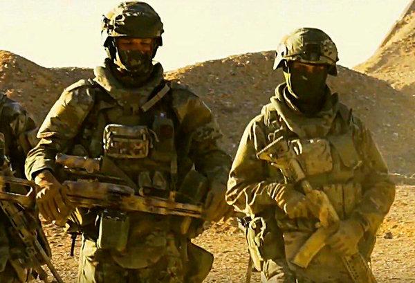 Найти и уничтожить: спецназ ликвидировал террористов, захвативших русских добровольцев у Дейр-эз-Зор