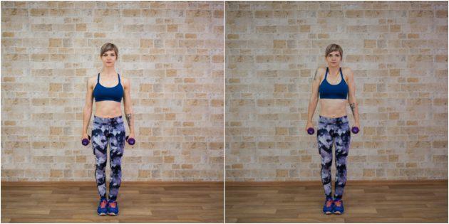 Гимнастика для шеи: Шраги