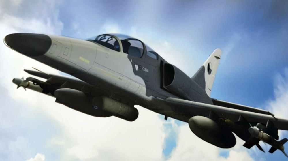 Легкий боевой самолет  F/A-259