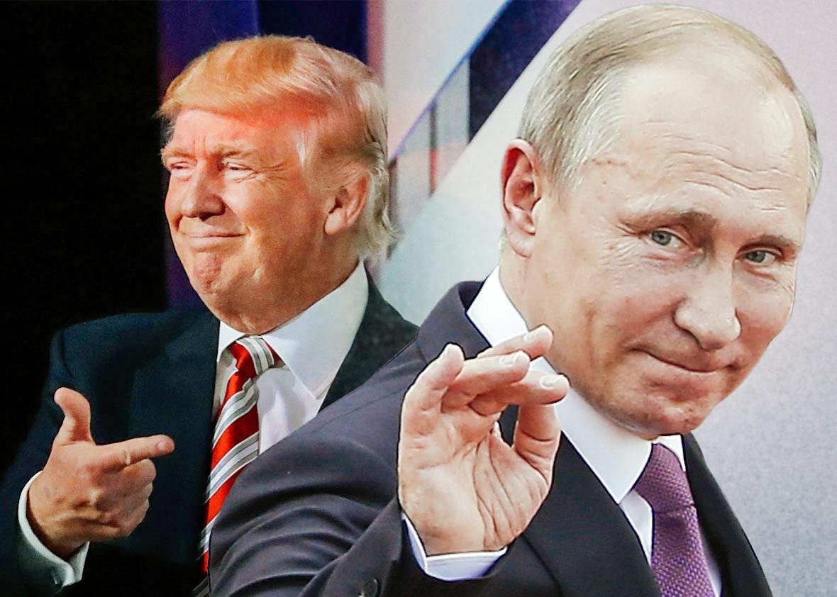 Какие жесты Трамп показывал Путину пока никто не видел (видео)