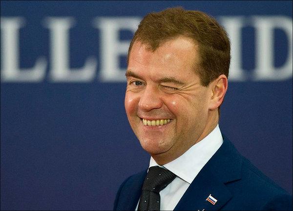 Почему Медведев называет агр…