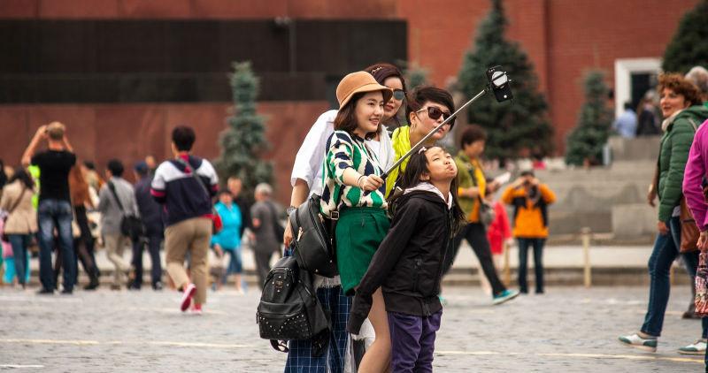 Названы самые фотографируемые города мира, Москва на четвертом месте