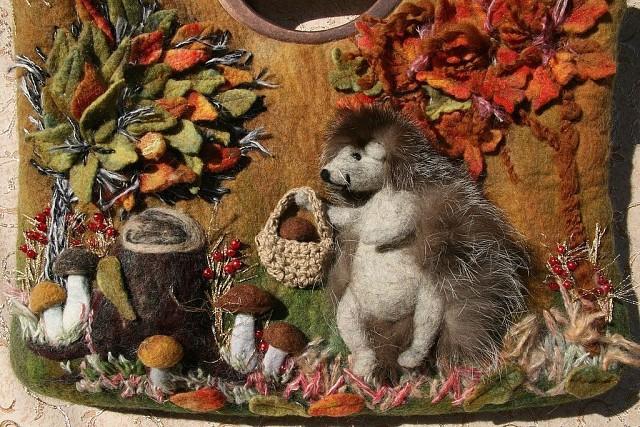 Осенние сумочки Екатерины Тасминской