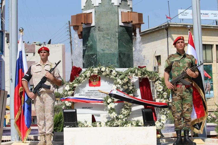 Армия САР вдохновилась приме…
