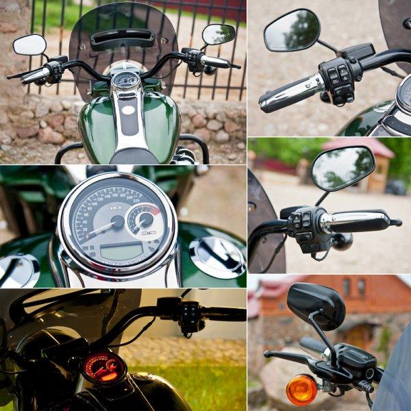 UberHarley — Harley-Davidson FLHRSE5 CVO Road King - Фото 12
