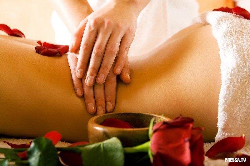 Сеанс массажа по-знакомству — пнуть вроде неудобно, да и секса давно не было...