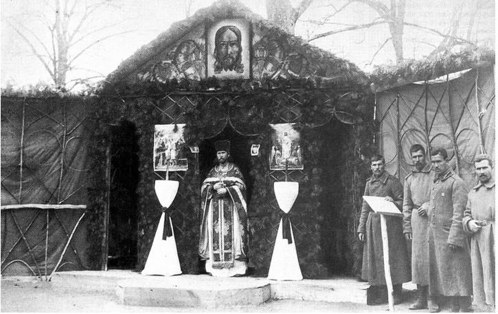 Полковые храмы Санкт-Петербурга