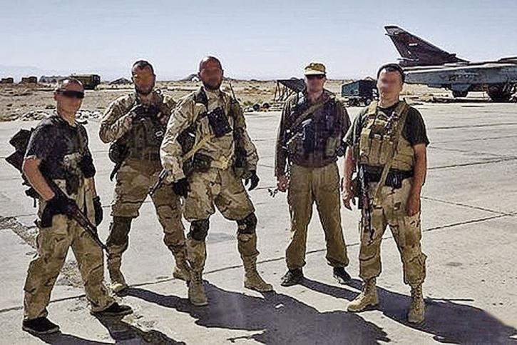 Универсальных солдат из ЧВК Вагнера признали в мире