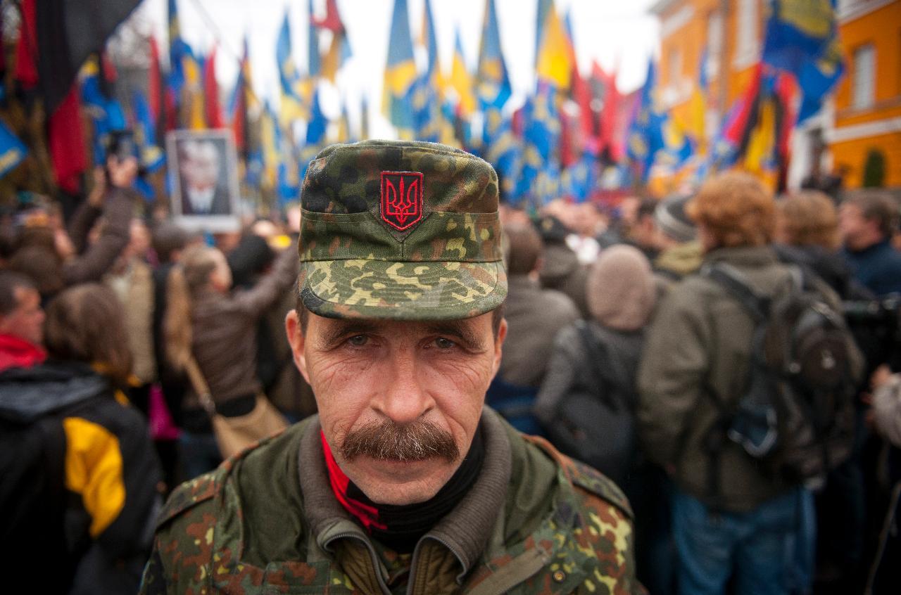 14 октября на Украине