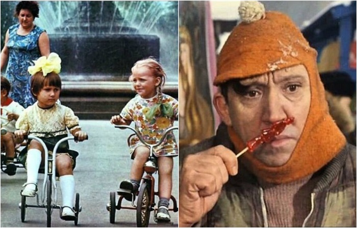 25 привычных вещей из счастливого советского детства, о которых даже не догадываются современные детишки