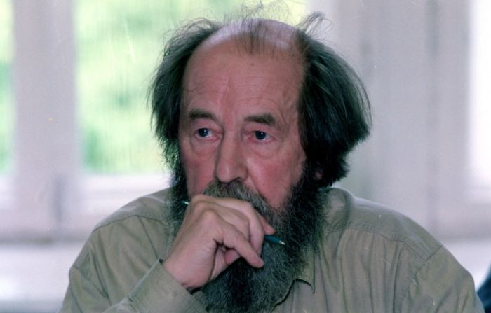 Александр Солженицын. / Фото: www.mtdata.ru