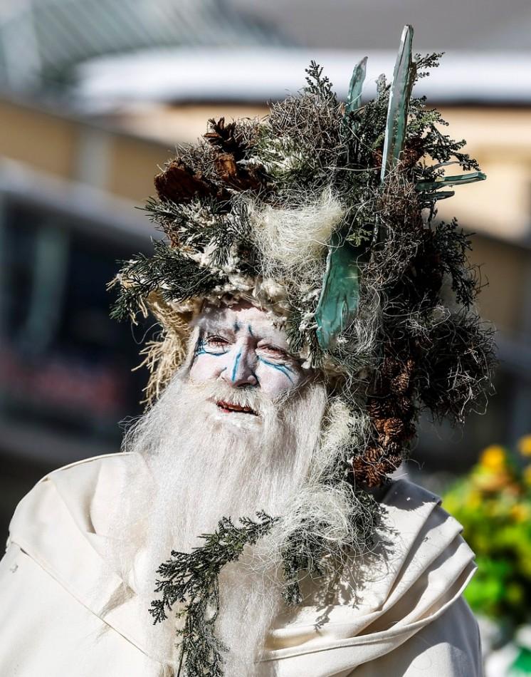 Фестиваль Шлейхерлауфен в Австрии