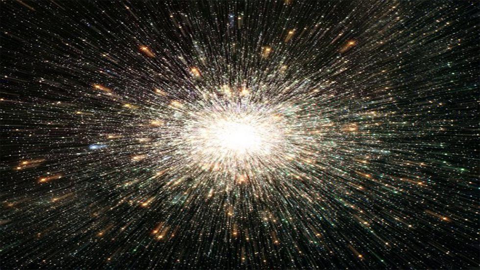 Отскок Вселенной: противоположность Большому Взрыву