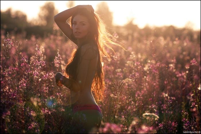 Когда фотограф молодец : Девушки под прикрытием и без